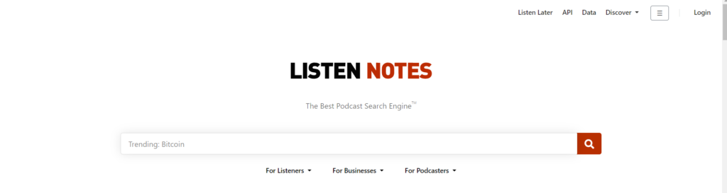Gain blog followers by joining popular podcasts.