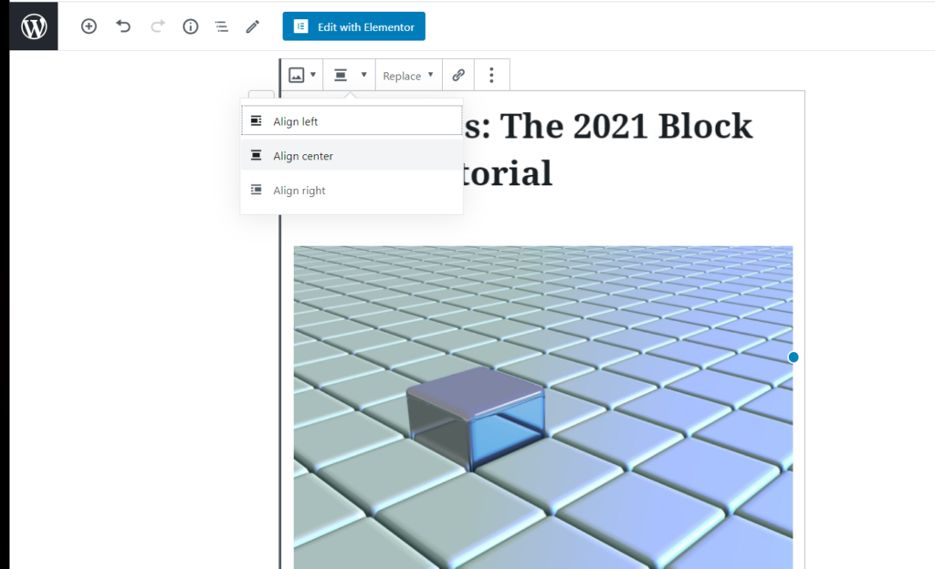 WordPress blocks can be customized to your liking
