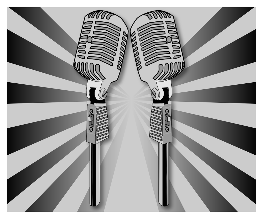 Gaining Blog followers is made easier by speaking on a podcast
