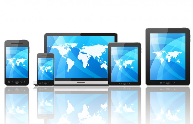 Mobile devices account for over half of screen time worldwide.