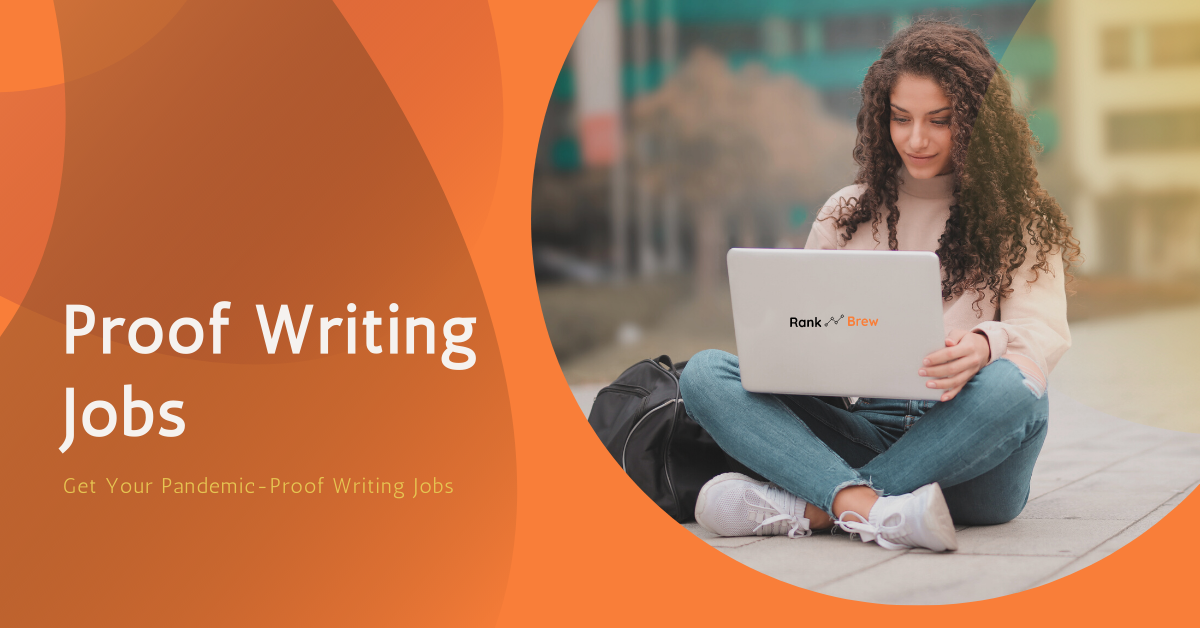 Proof Writing Jobs
