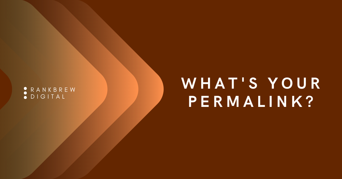 What's Your Permalink?