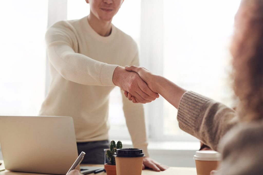 partnerships on social media happen every day